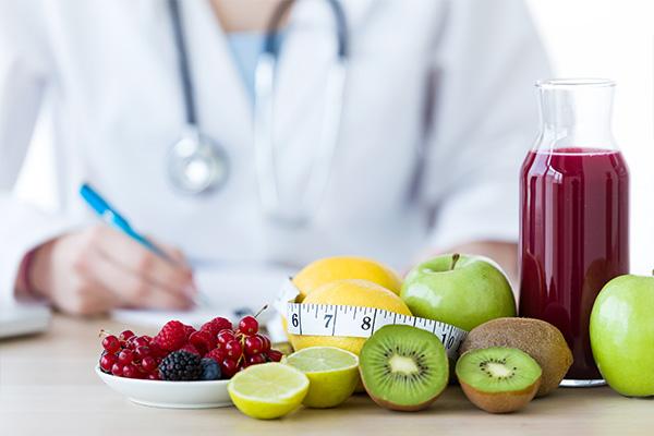 nutricionistički pregled