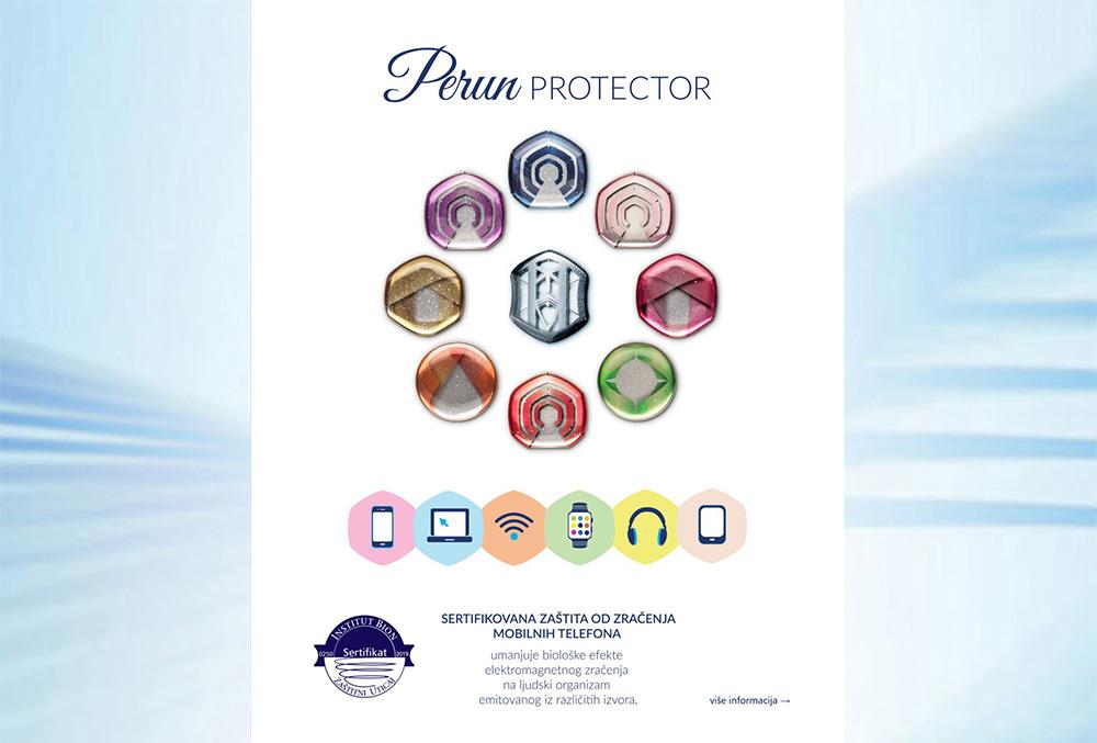 Perun PROTECTOR porodično pakovanje